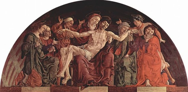 Cosmè Tura: Pietà