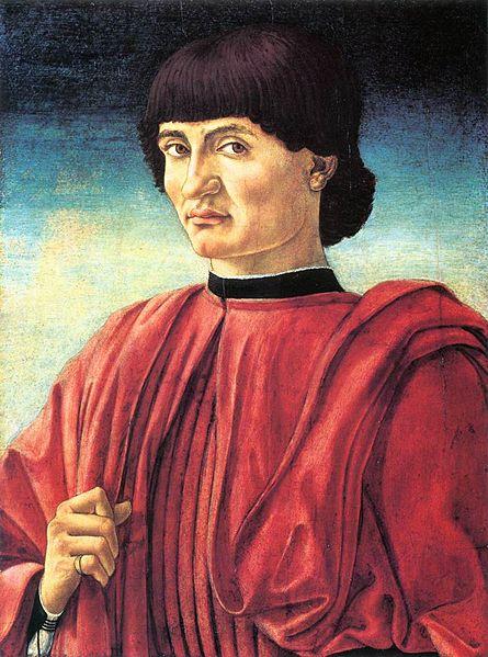 Andrea del Castagno: Ritratto d'uomo