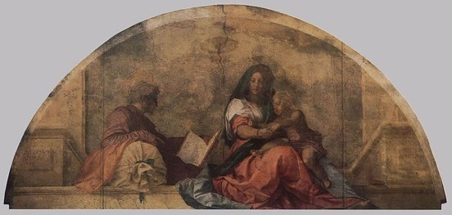 Andrea del Sarto: Madonna del Sacco
