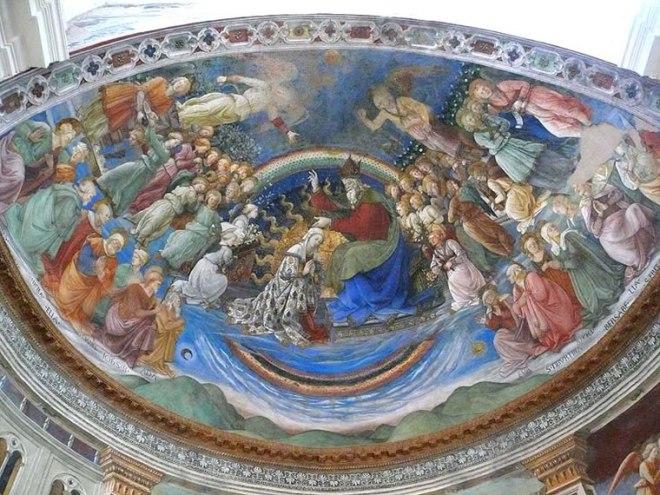 Filippo Lippi: Storie della Vergine