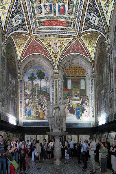 Pinturicchio: La Libreria Piccolomini