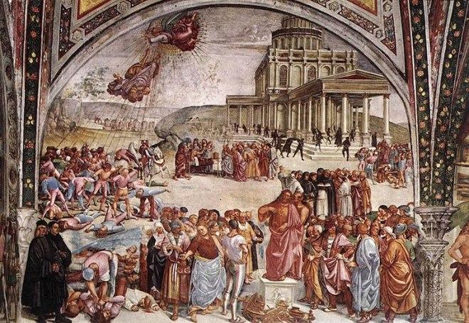 Predica e morte dell'Anticristo