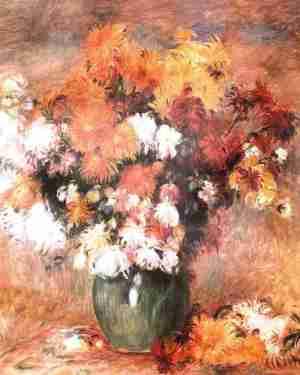 Bouquet de chrisanthemes
