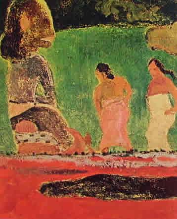 26 Paul Gauguin-Particolare di Arearea.jpg