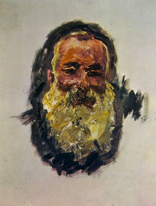 Claude Monet: Autoritratto