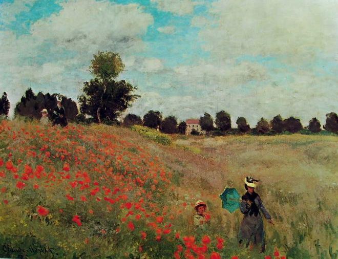 Claude Monet: Papaveri