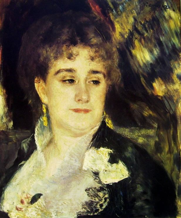 La signora Charpentier, 46 x 38, Parigi, Museo d'Orsay