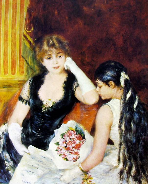 Renoir - Al concerto