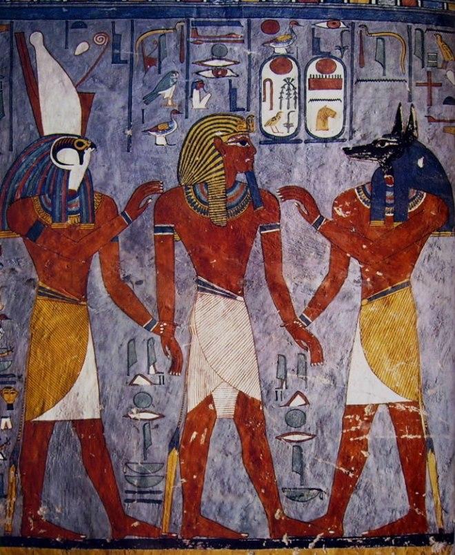 La tomba di Ramesse I (KV16)