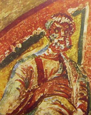 San Pietro (Cimitero di Domitilla, Roma)