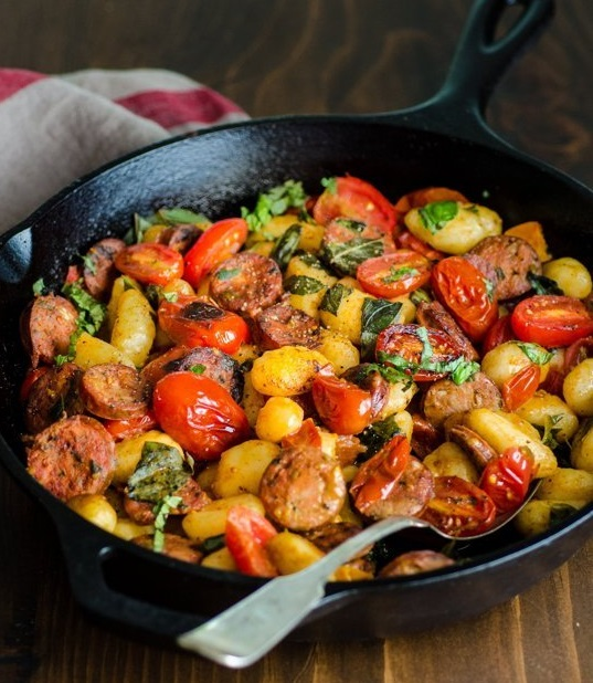 Gnocchi on your Favorite Skillet