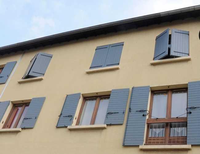 Store Banne Monobloc, Idéal Pour Protéger Une Terrasse Du Soleil   Store  Banne Exterieur Monobloc