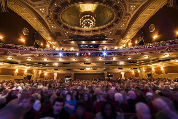 The Hippodrome Theatre at the France-Merrick Performing Arts Center