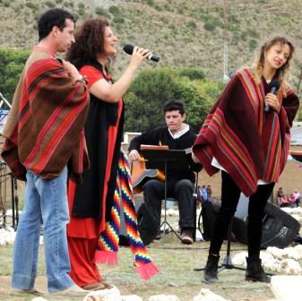 Jujui Argentina tributo a Mercedes Sosa F: Patricia Alegria
