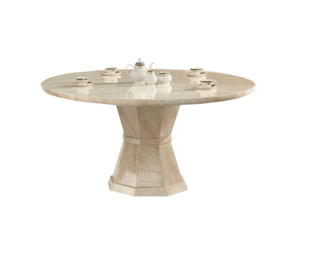 Radleigh Marble Round Dining Table And Chairs Uk Delivery