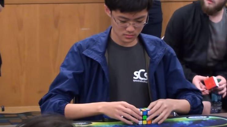 mettre cube sur le cv