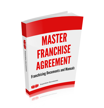 Master Franchise Agreement Sample Franchise Documents Online www