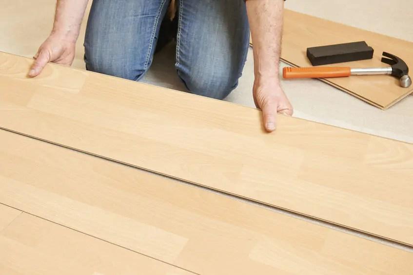 Laminat verlegen leichtgemacht - Anleitung für Heimwerker Franke - laminatboden verlegen