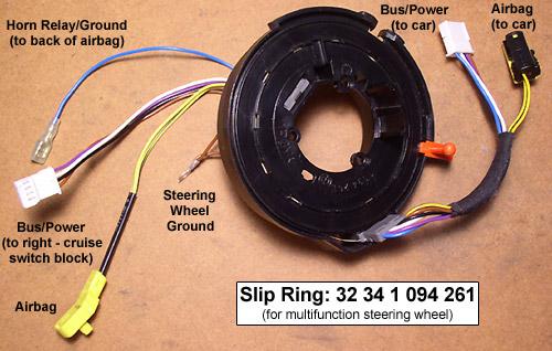 Multifunction Steering Wheel Retrofit