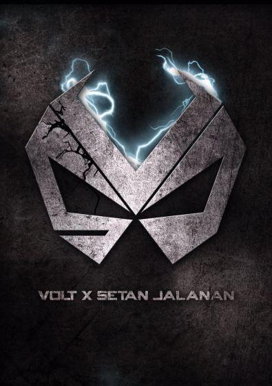 Logo Resmi Volt X Setan Jalanan