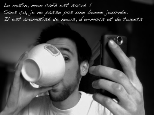 Frankless et son café