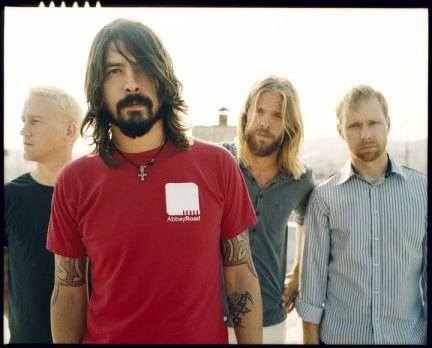 Foo Fighters- Band