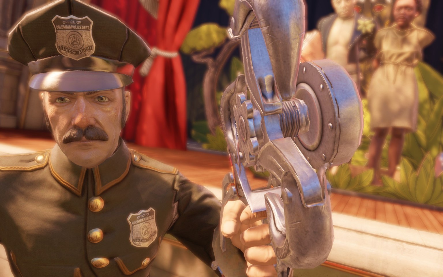 Sky Hook Bioshock Infinite
