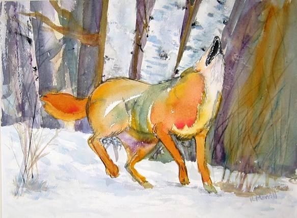 Birch Tree Serenade