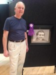 "Bob Kalinoski and his People's Choice award winning work ""Michael"""