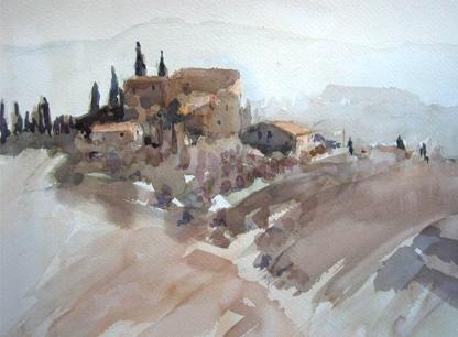 Tuscan Interlude