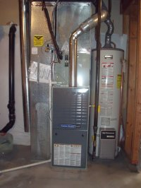 FRANKLIN ELECTRIC HEATING & AIR