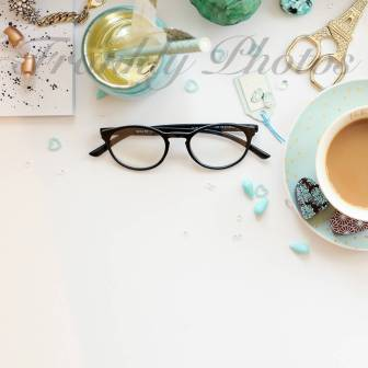 Frankly Photos File no.3sq - Instagram Sq Mint Green Desk and Lifestyle Stock Photo_ copy