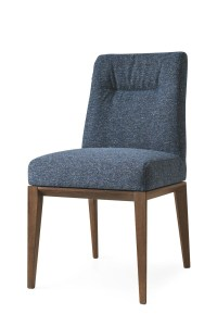 Calligaris Tosca Fabric Dining Chair  Frank Mc Gowan