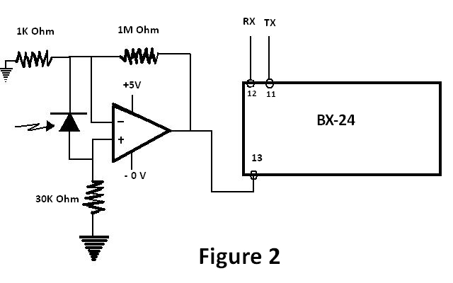 photodiode circuit frank mock project details