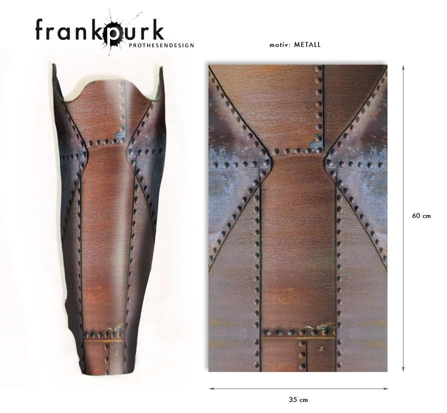 Dekostrumpf - Metall Design