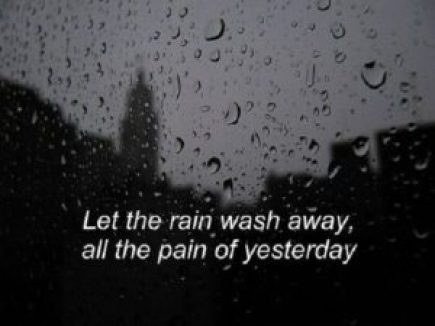 40+ Beautiful Rain Messages 2016