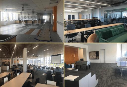 Illuminas Foster City Campus Brings Flex Lab Space To