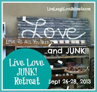 Live Love JUNK Retreat