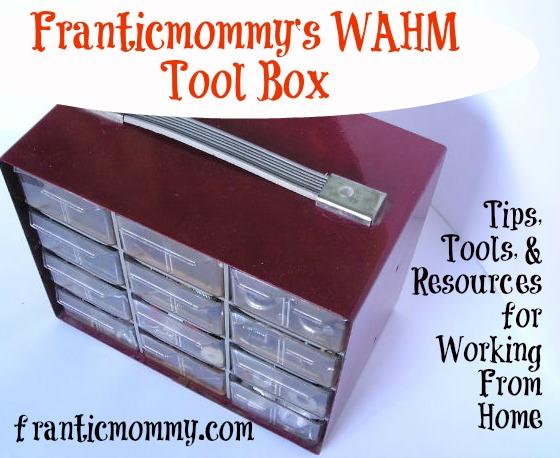 WAHM Toolbox