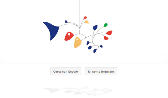 Google - Alexander Calder