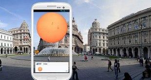 Sole-Sistema Solare - Genova -