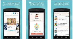klout-android