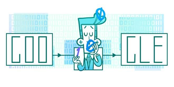 Il doodle di Google è per Claude Shannon, il padre del Bit