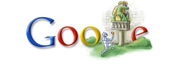 google doodle William Shakespeare 2009