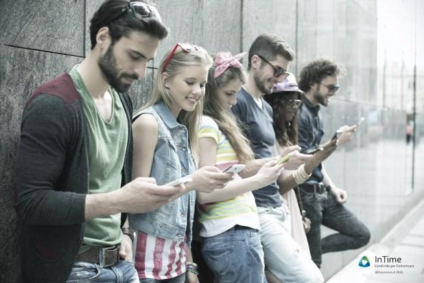 italiani online mobile smartphone