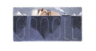 google doodle sigmund freud