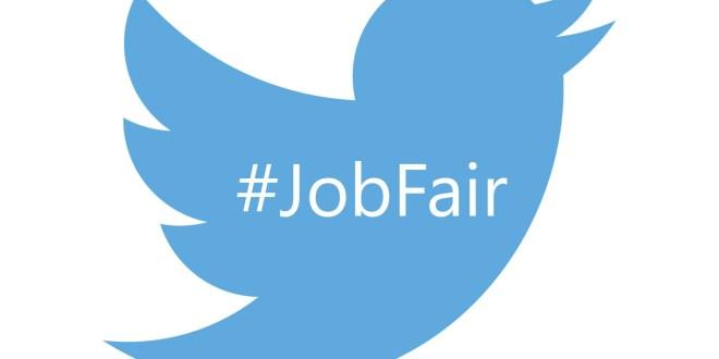 #JobFair, le offerte di lavoro oggi arrivano in 140 caratteri