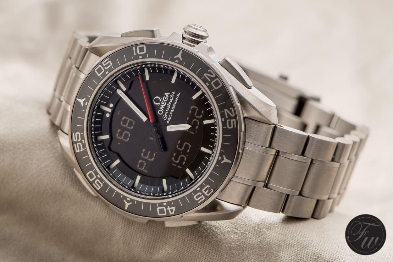 Omega speedmaster professional apollo 11 45th anniversary 311 62 42 30 - Omega Speedmaster Professional X 33 318 90 45 79 01 001