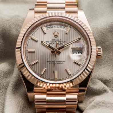 Rolex Day-Date 40 - Top 5 BaselWorld Watches