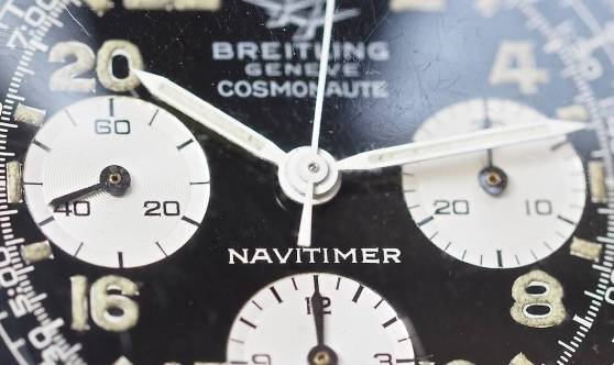 Navitimer - one of my favorite vintage lines